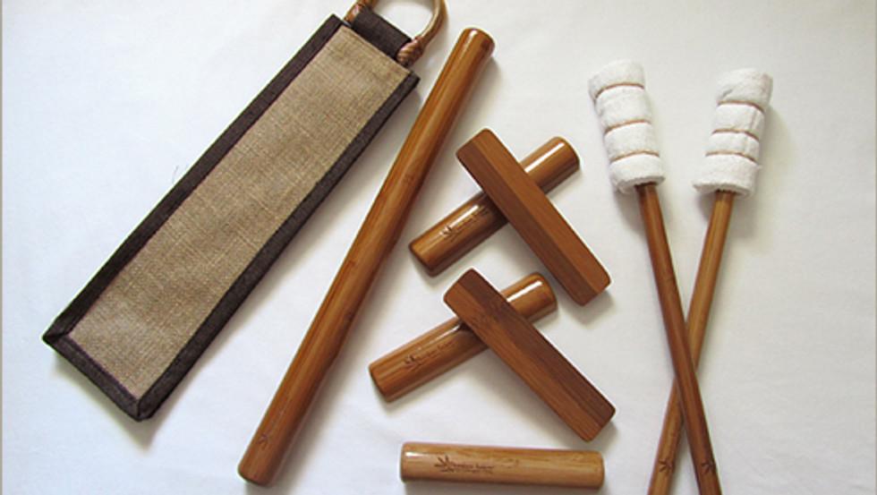 bamboo-fusion massage
