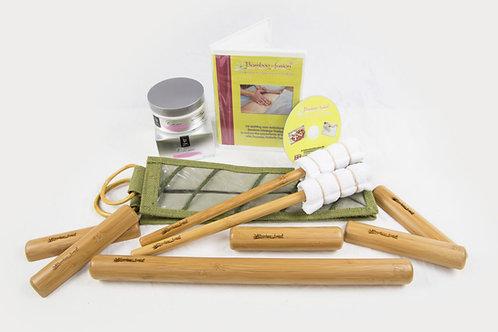 bamboo massage tool kit bamboo-fusion