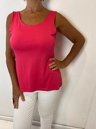 Vibrant Pink Vest
