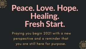 It's here! 2021: