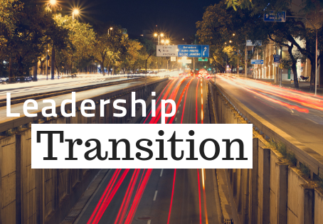 Leadership Transition