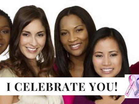 I Celebrate You!