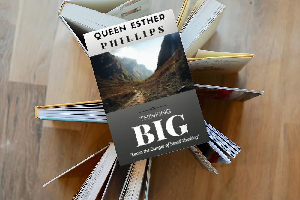 Thinking BIG book available on Amazon.com