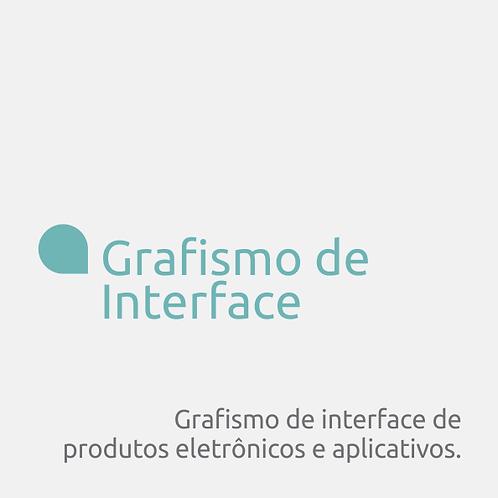Desenvolvimento de GRAFISMO DE INTERFACE