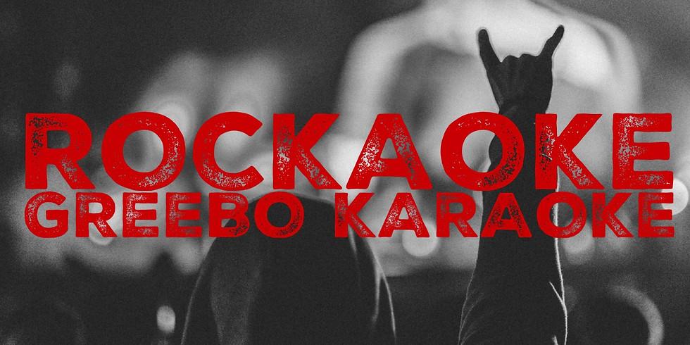 Greebo Karaoke! 'Rockaoke' Free Entry!