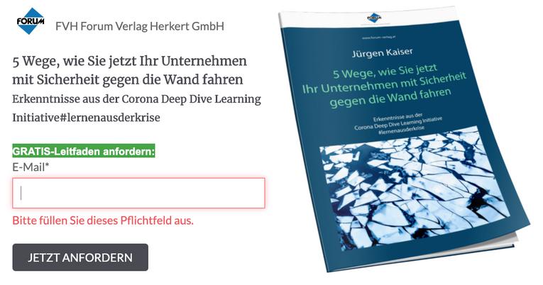 White Paper Forum Verlag