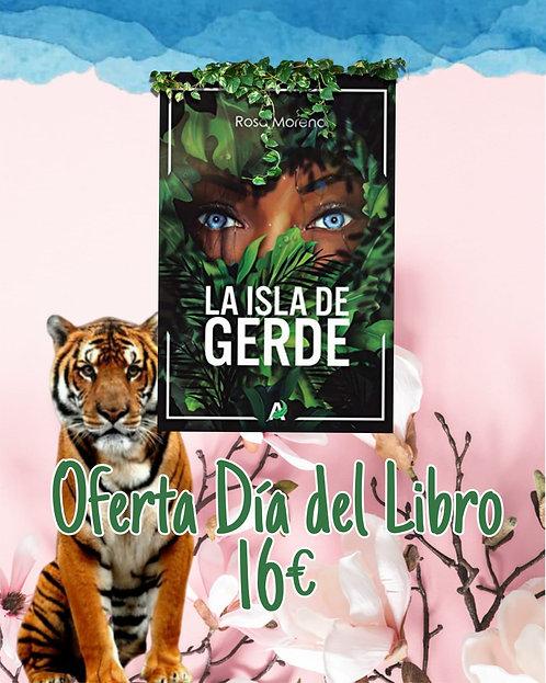 La isla de Gerde + Día del Libro