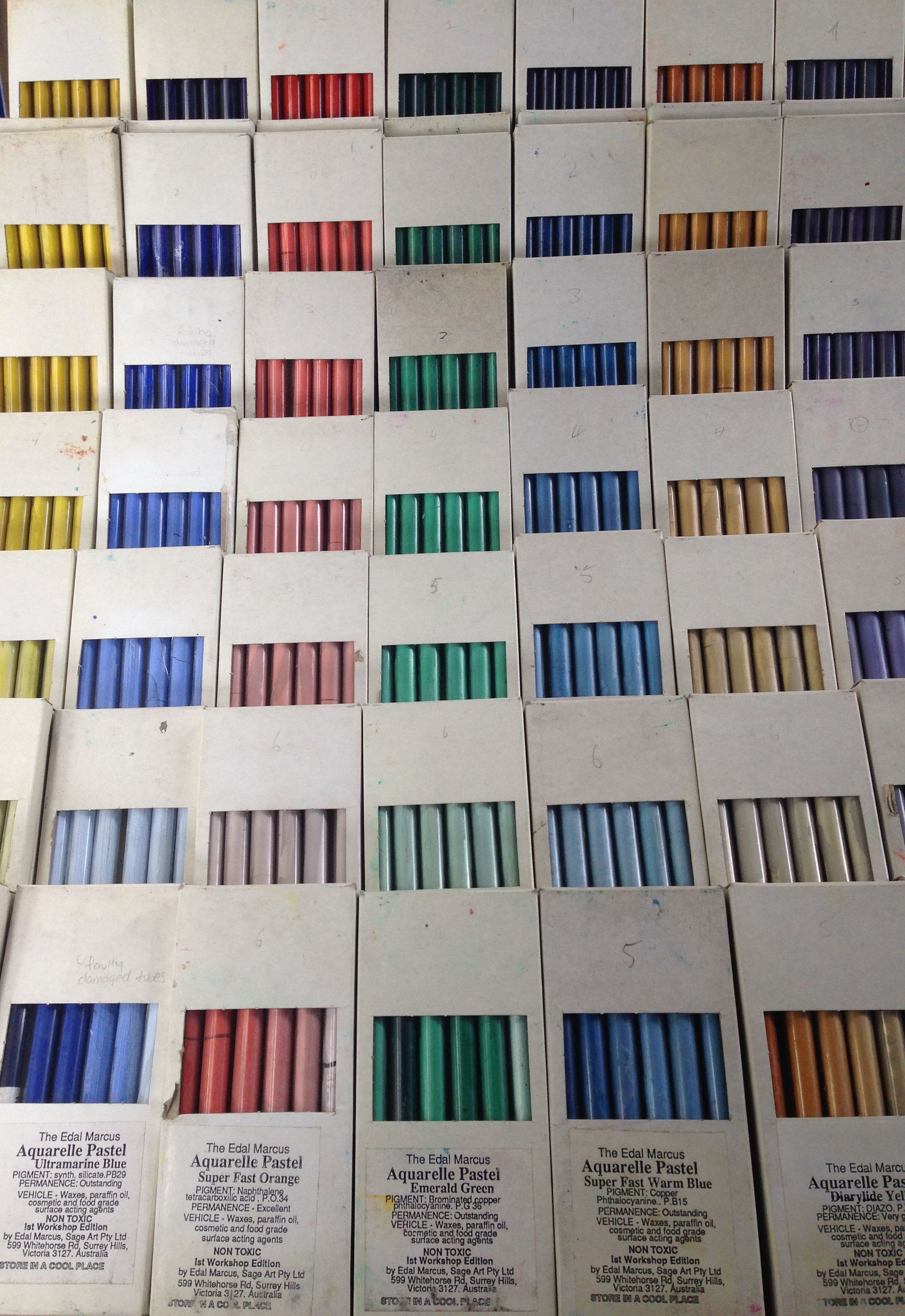 Aquarells - Water Colour Stick