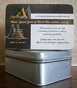 Stone and Wood Wax