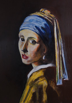 The Girl with the Pearl Earing