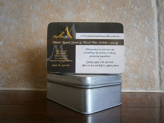 Stone & Wood Wax Polish