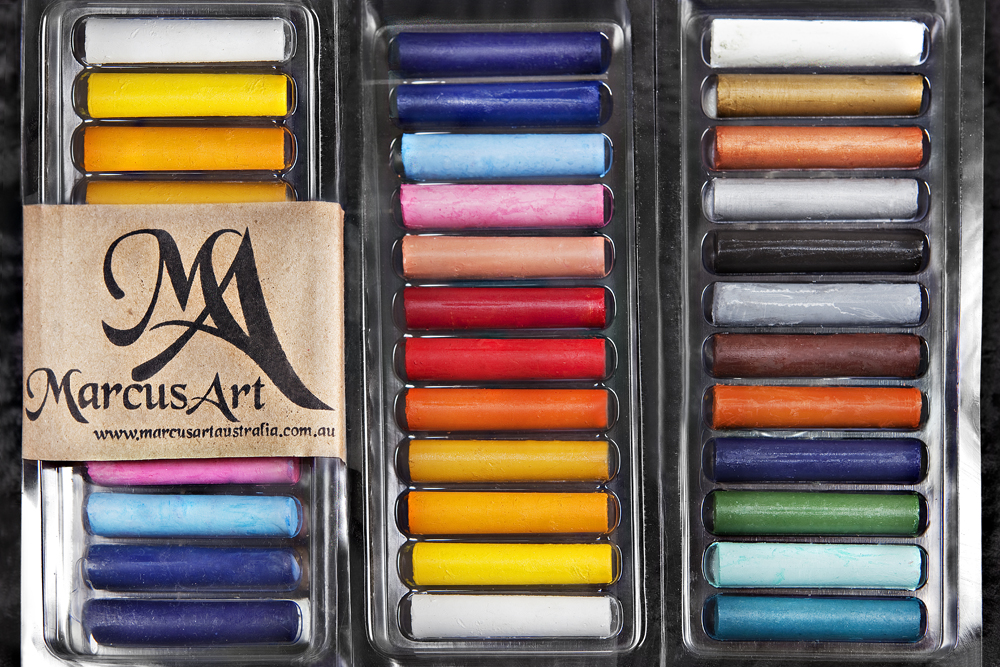 Oil Pastels Quality Handmade art