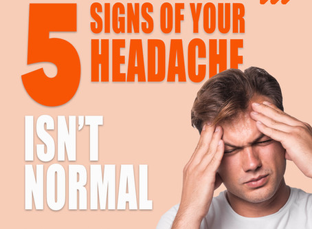 Migraines suddenly more frequent?