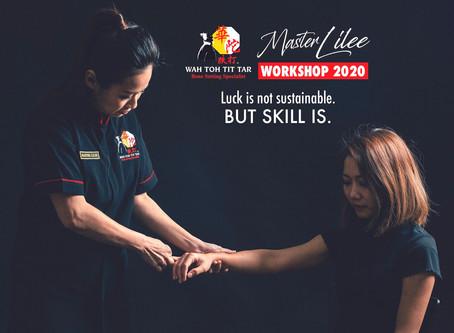 Master Lilee Workshop 2020