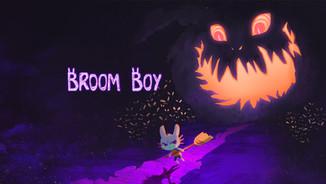 Broom Boy