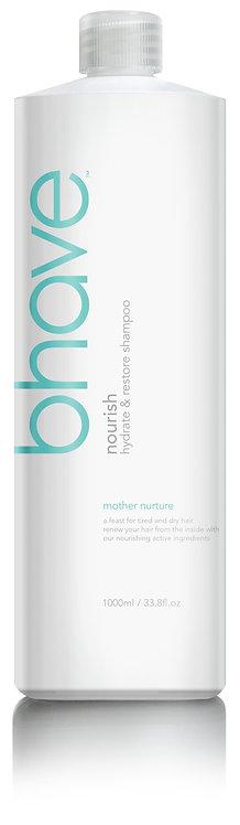 Bhave Nourish Shampoo 1000ml