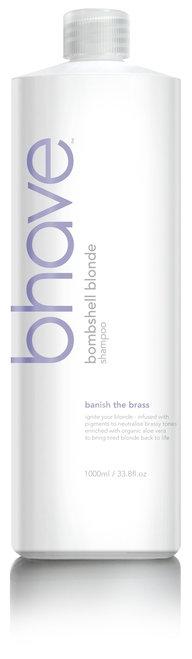 Bhave Bombshell Shampoo 1000ml