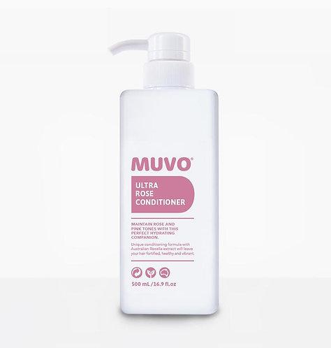 Muvo Ultra Rose Conditioner 500ml