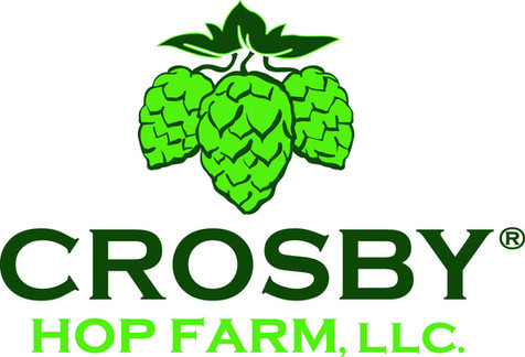 Crosby Hop Farm_Hop Cluster Logo_Registe