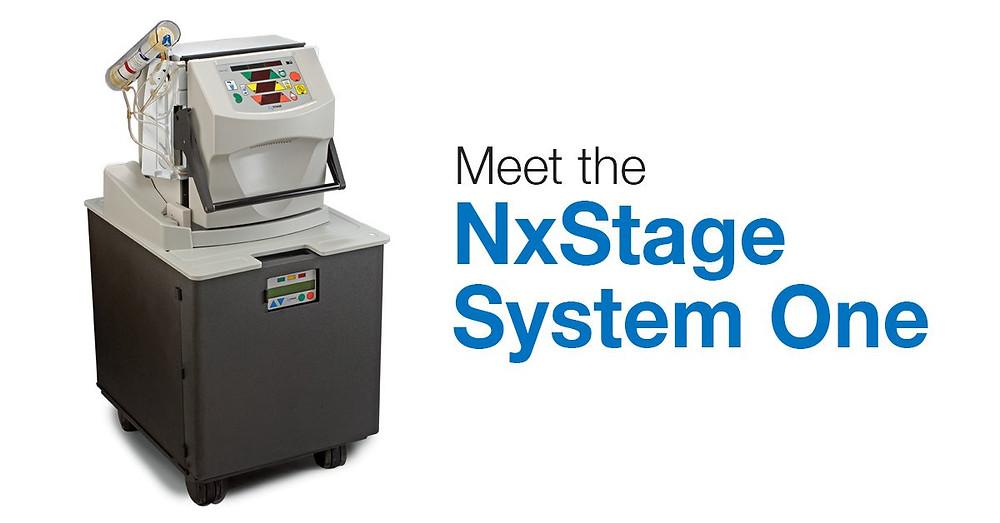 NxStage System One Hemodyalisis Unit