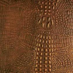 Panneau de cuir