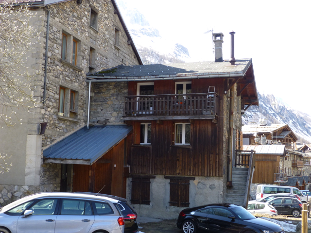 Avant travaux - La Grange du Génepy