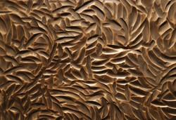Bronze Sculpté Oxydé