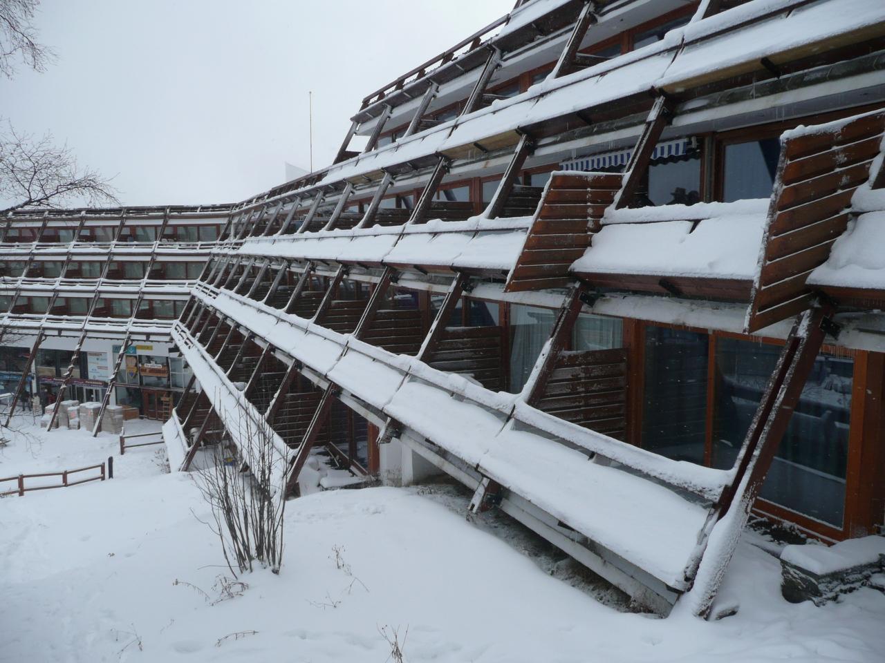 Résidence Cascades - Arcs 1600