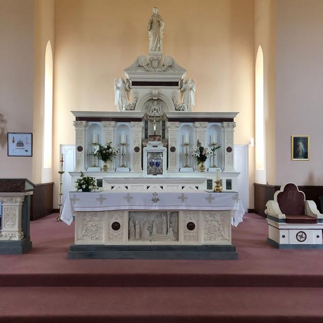 Ballycallan Church