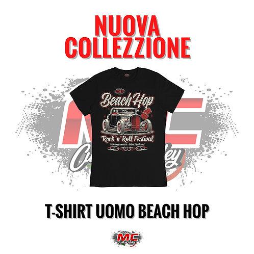 T-SHIRT UOMO BEACH HOP