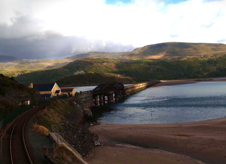 fairbourne bridge