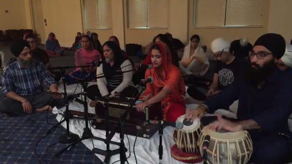 Guru Nanak Mission G | Youth Simran and Keertan