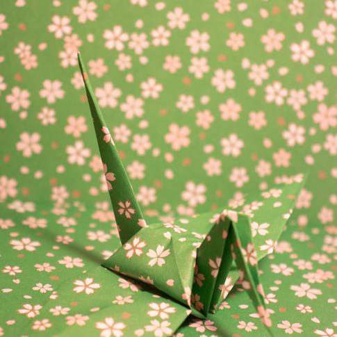 Green Crane