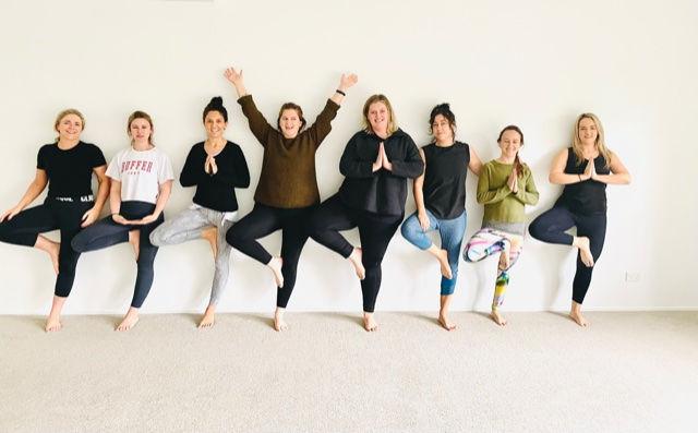 Corporate/ Social Yoga