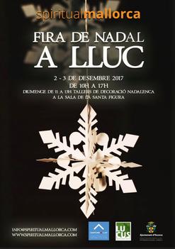 FIRA DE NADAL A LLUC 2017