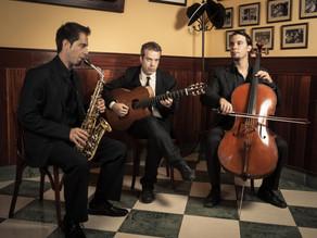 Jaume Tugores Trio y las bandas sonoras italianas en Pollença