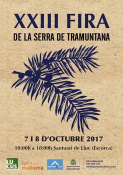 XXIII FIRA DE LA SERRA DE TRAMUNTANA