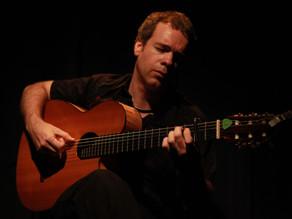 """Jaume tugores, Guitarrista: """"Lo bonito de las canciones instrumentales es que son sugerentes"""""""