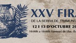 XXV FIRA DE LA SERRA DE TRAMUNTANA