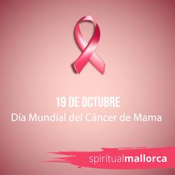 El 19 de octubre es el Día Contra el Cáncer de Mama, un día que sirve como recordatorio del compromi