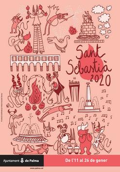 Programa Sant Sebastià 2020
