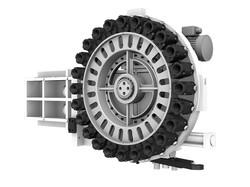Arm-Type Toolchanger