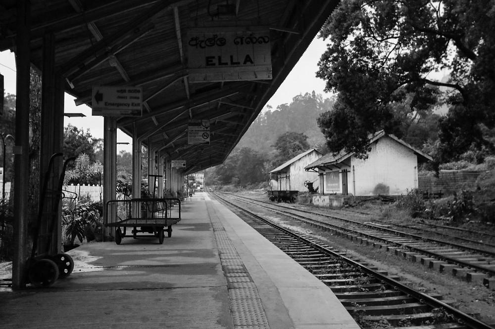 Train station Ella