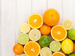 Citrus Fruits Fight Ulcers, Stomach Cancer