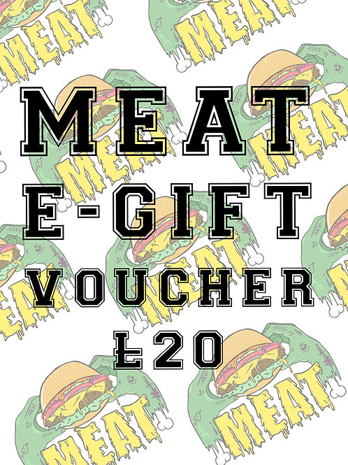 £20 e-Girt Voucher