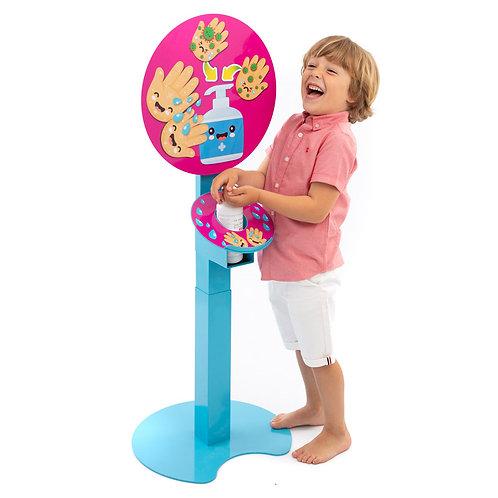 Children's Multi-Height Sanitising Unit