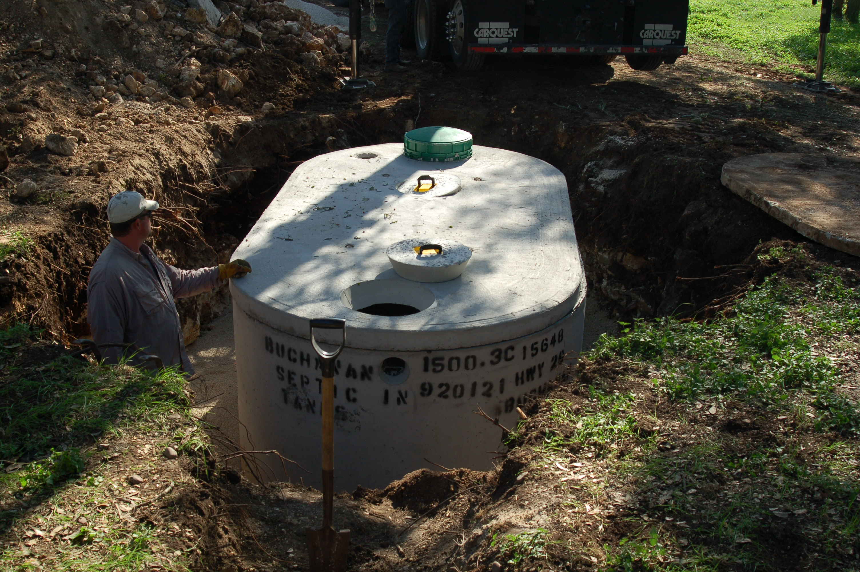 Septic Service in Georgetown