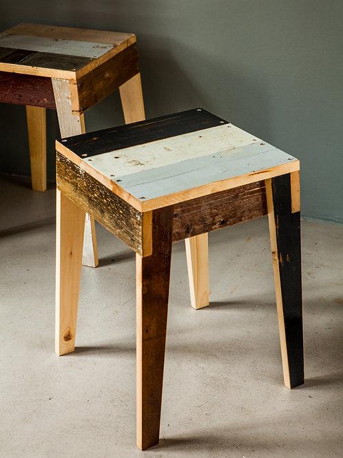 Piet Hein Eek - Shiny Scrap Wood Stool