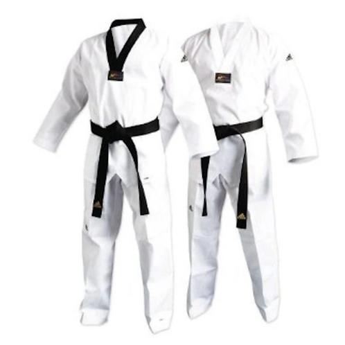 Pure TKD x Adidas Uniform