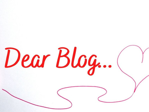Show your blog some love for Valentine's Day